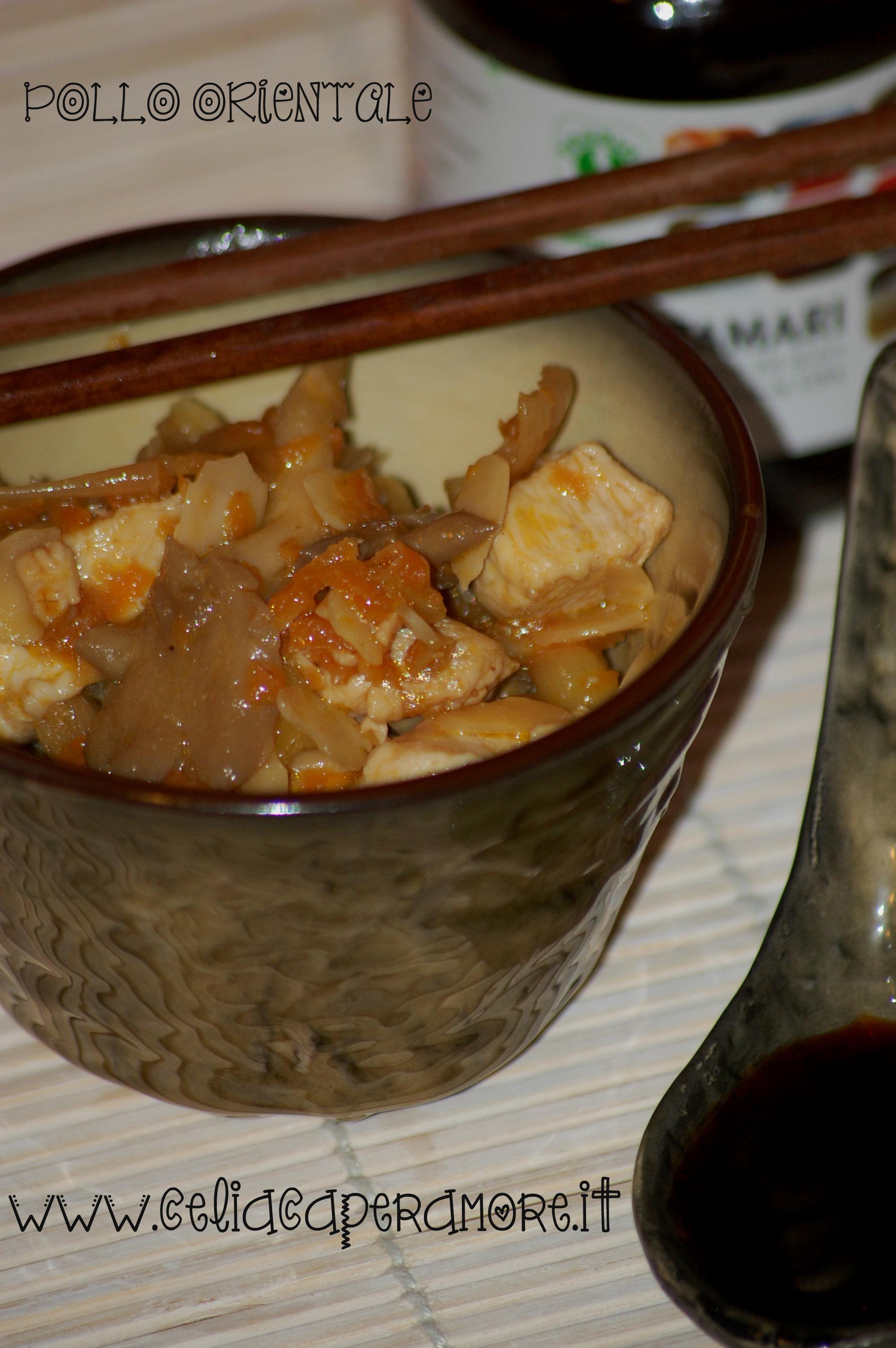 Pollo orientale