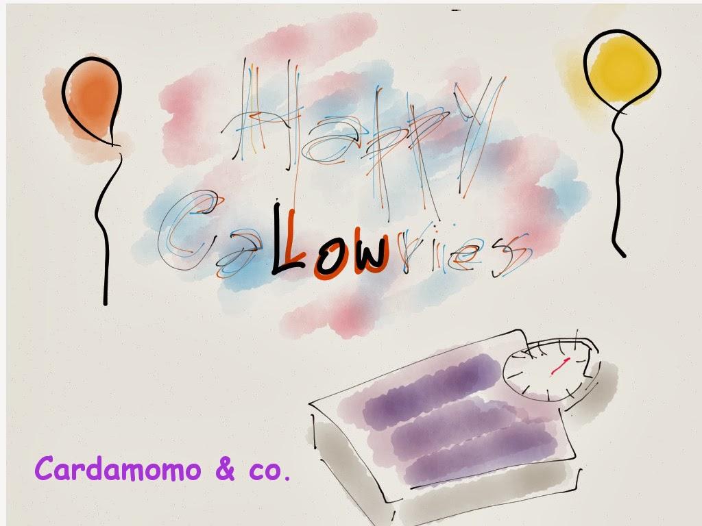 Happy CaLOWres Cardamomo&co