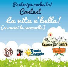 Gluten-free Contest: