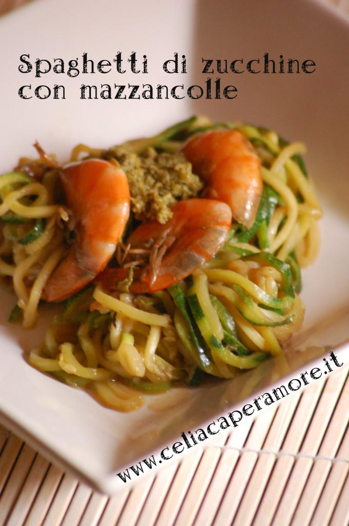 spaghettizucchinemazzancolle