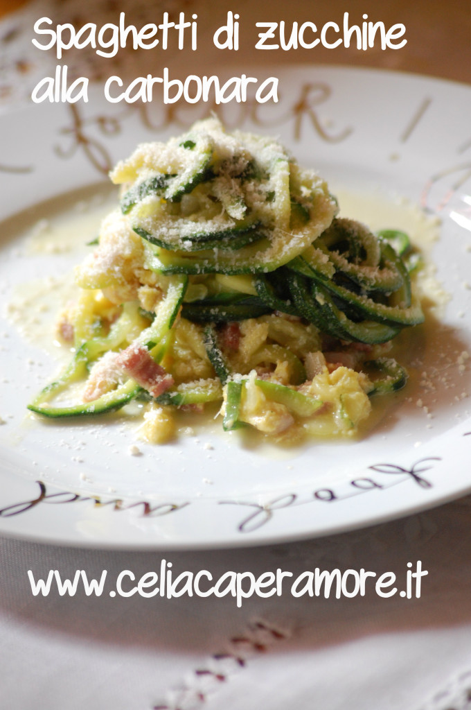 zucchinecarbonara