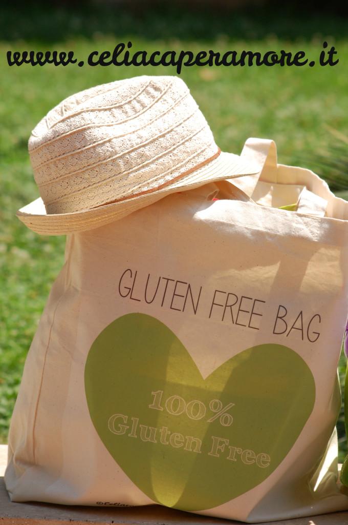 Il bagaglio senza glutine? Nella Gluten Free Bag!