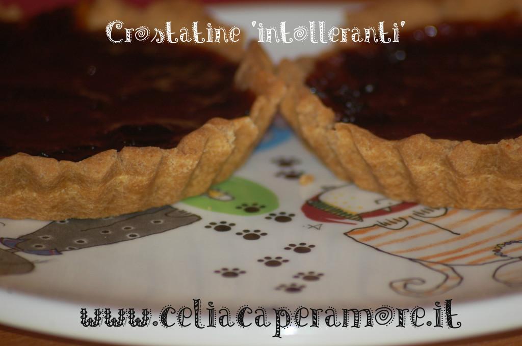 crostatine intolleranti