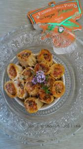 Paccheri Ricotta Melanzane e Olive di La Cucina in Collina