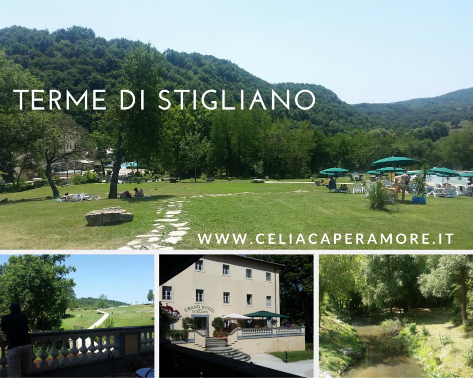 Terme di Stigliano - Parco